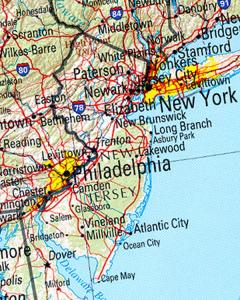Click for larger map of New Jersey