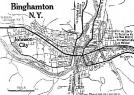 Binghamton, New York 1920