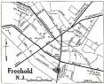 Freehold, New Jersey 1920