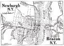 Newburgh and Beacon, New York 1920